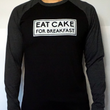 EAT CAKE LONG SLEEVE SHIRT