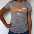 WOMEN'S FOX T-SHIRT