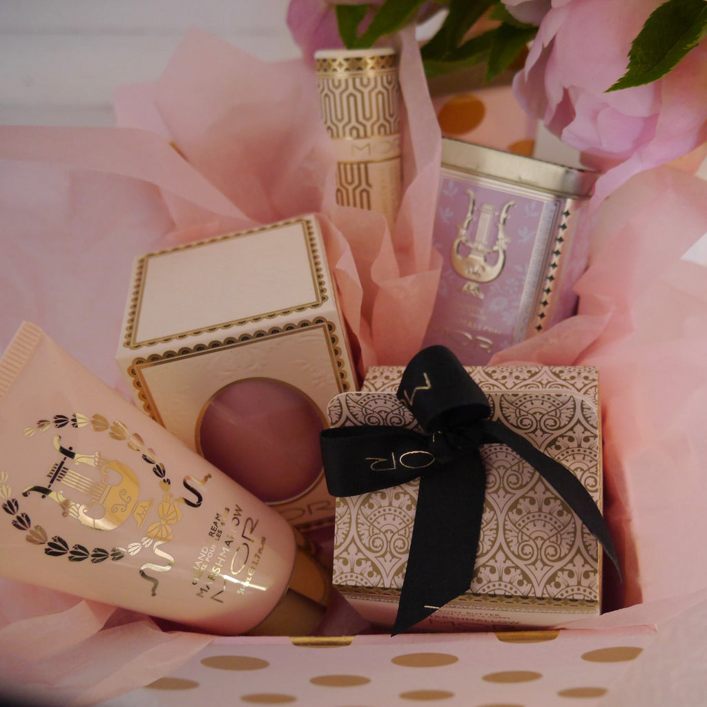 Gift Me MOR - Little Luxuries Selection