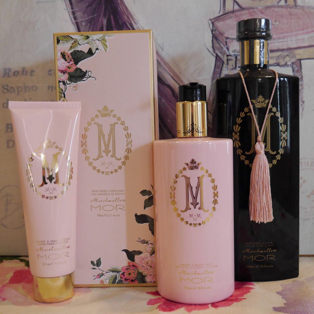MOR - Marshmallow Fragant Gift Set