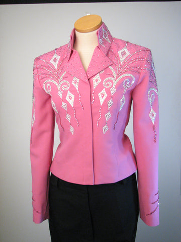 Pink Ladies S Showmanship/Pleasure Outfit 2082A-D