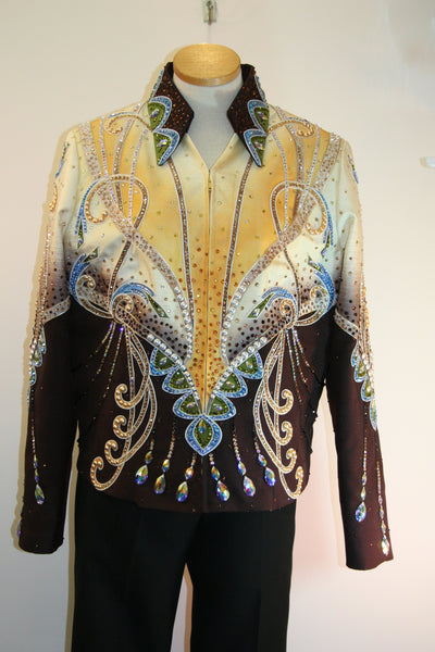 Chocolate Showmanship Outfit, Ladies XL, 0495ABC