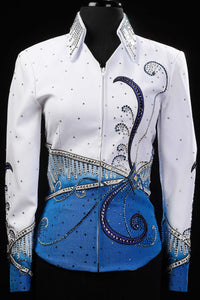 NuRoyal Show Jacket Showmanship Outfit, Ladies S, 5034DEF