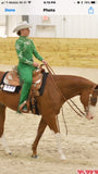Emerald Green Horsemanship Outfit, Ladies M,