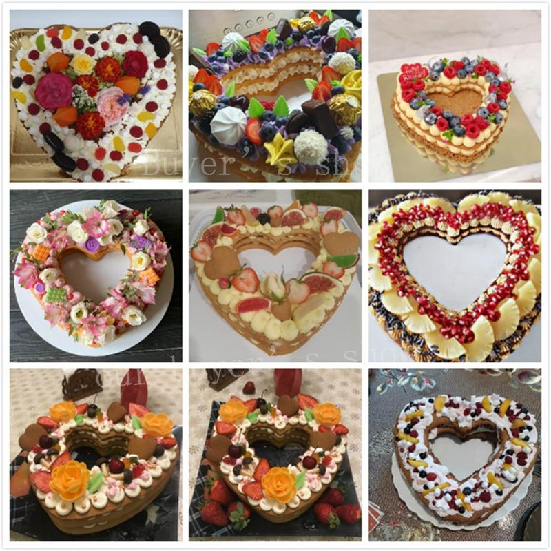 Heart Shape Cake Mold