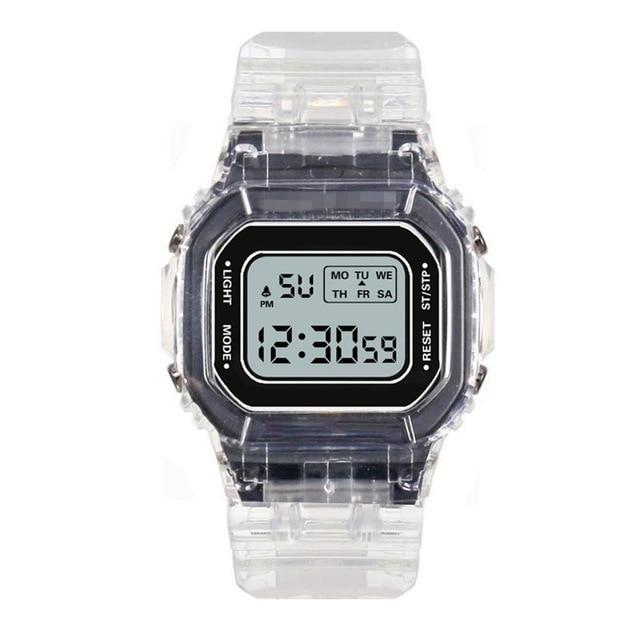 Digital Retro Watch
