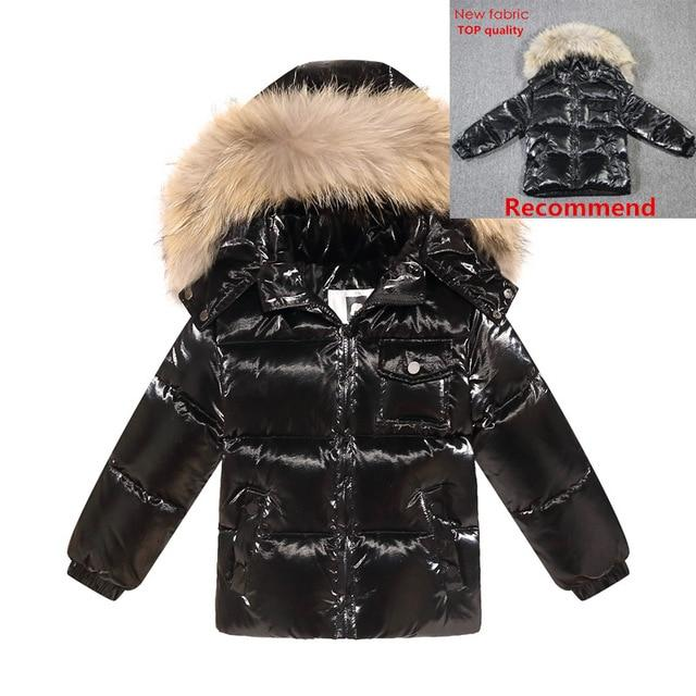Winter Puffer Jacket for 6 Years