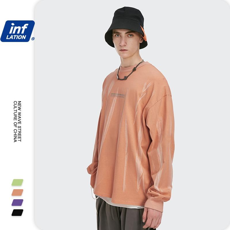 Oversized T-Shirt With Long Sleeves