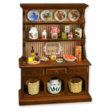 Kitchen Hutch w/Country Fixins'