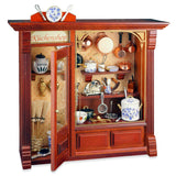 Complete Kitchen Shop Shadow Box Display