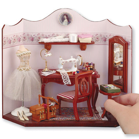 Sewing Room Vignette