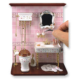 Powder Room Vignette