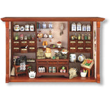 Large General Store Shadow Box Display