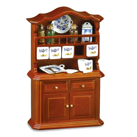 Blue Onion Design Herb Cabinet