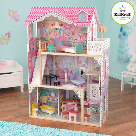 Superieur Annabelle Dollhouse With Furniture