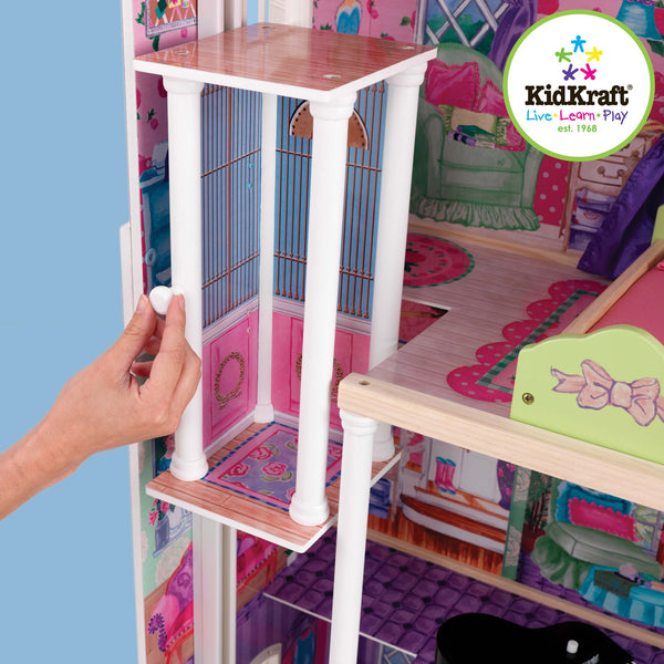 My Dreamy Dollhouse With Furniture The Magical Dollhouse