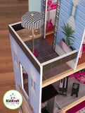 Sparkle Mansion Dollhouse with Furniture