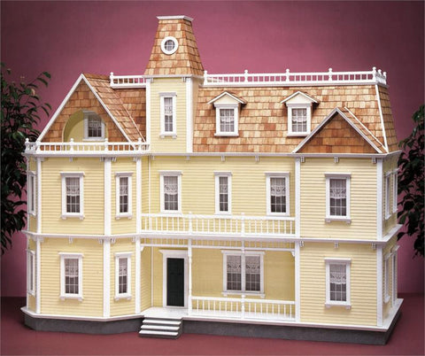 Bostonian Dollhouse Kit
