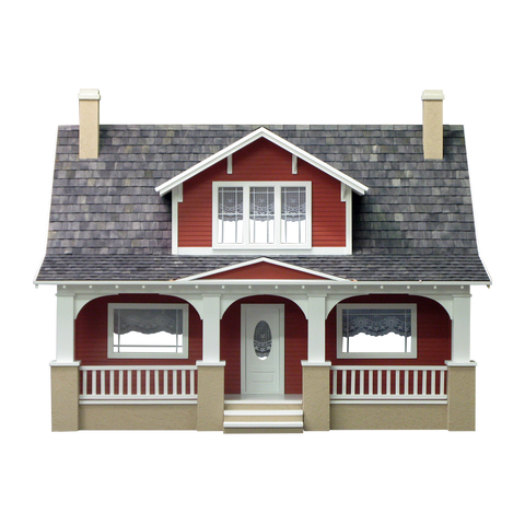 MADE IN AMERICA BY THE HARBOR Dollhouse Picture FAST DELIVERY Art Miniature