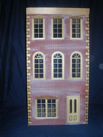 The New Yorker Dollhouse Kit