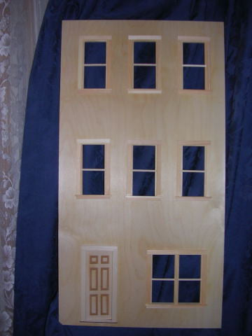 The Tenement Dollhouse Kit