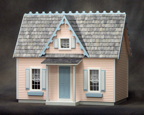 Victorian Cottage Jr. Finished Dollhouse