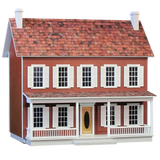 Dollhouse Front Porch Kit