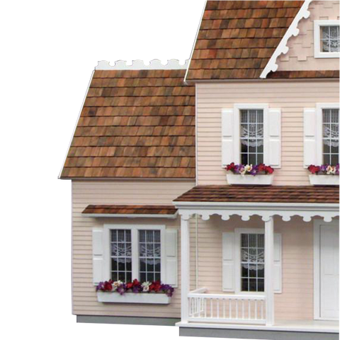 Colonial Junior Dollhouse Addition