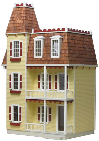 Alison Jr. Finished Dollhouse