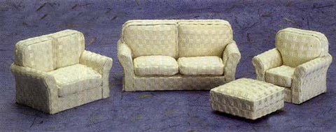 """Adrian"" Modern Living Room Set"