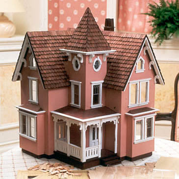 Fairfield Dollhouse Kit (1/2 Scale)