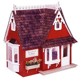 The Storybook Cottage Dollhouse Kit