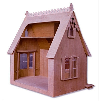 The Storybook Cottage Dollhouse Kit The Magical Dollhouse