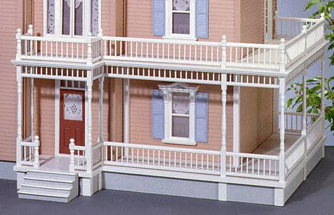 2-Story Wraparound Porch Kit
