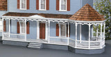 "Gazebo 31"" Wraparound Porch Kit (Left or Right)"