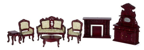 "1/2"" Living Room Set of 7"