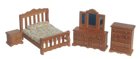 "1/2"" Double Bed Set of 3"