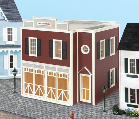 QuickBuild Firehouse Kit