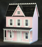 Vermont Farmhouse Finished Dollhouse