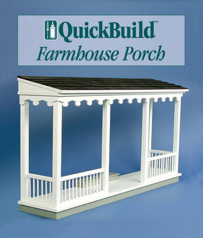 QuickBuild Farmhouse Porch Kit