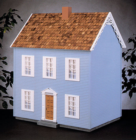 Simplicity Finished Dollhouse