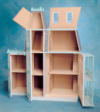 Front Opening Alison Jr. Dollhouse Kit