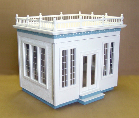 Front Opening Jr. Conservatory Display Kit