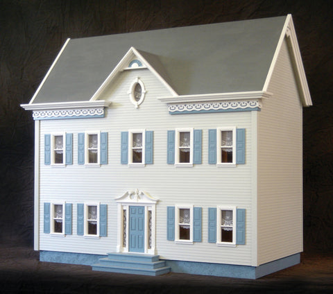 The Montclair Dollhouse Kit
