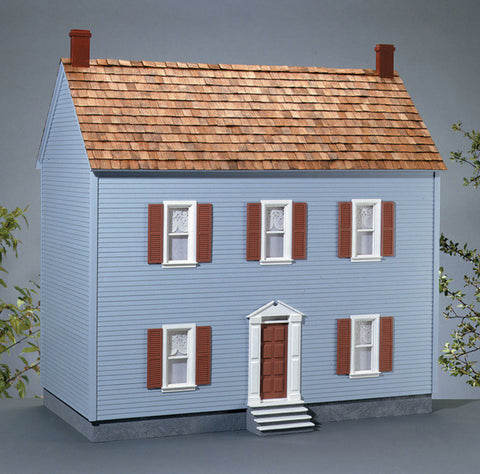 Montpelier Finished Dollhouse