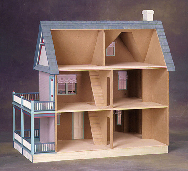 Victoria S Farmhouse Dollhouse Kit The Magical Dollhouse