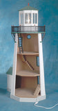 New England Electric Lighthouse Dollhouse Kit