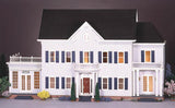 1/2 Inch Scale Keeper's House Dollhouse Kit