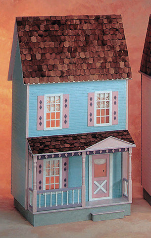 Playscale Country Farmhouse Dollhouse Kit