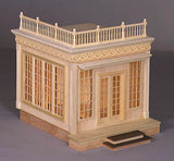Montclair Conservatory Dollhouse Addition Kit